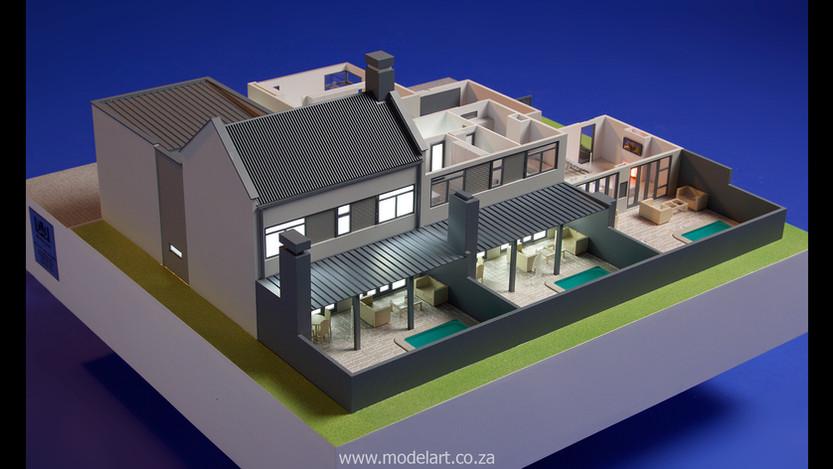 Architect Model-Villa-Interior-Olivia Estate-Windhoek6
