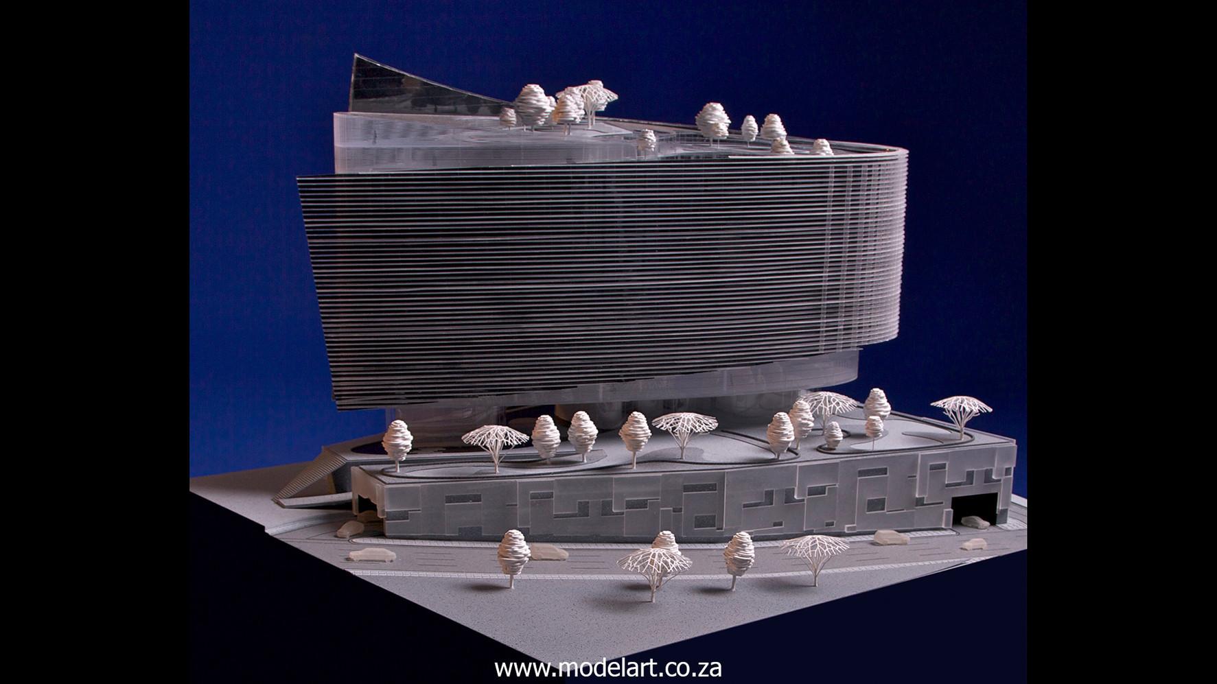 Architectural-Scale-Model-Conceptual-Armadillo 2-6