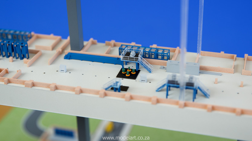 Architectural-Scale-Model-Engineering-Denel Munitions-6