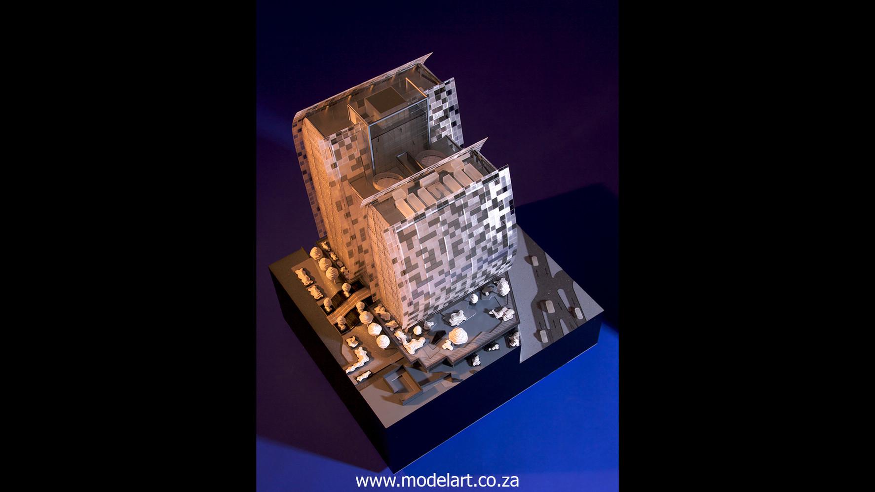 Architectural-Scale-Model-Conceptual-Alice Lane-10