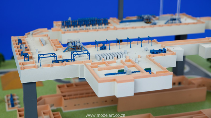 Architectural-Scale-Model-Engineering-Denel Munitions-5