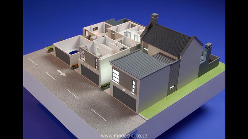 Architect Model-Villa-Interior-Olivia Estate-Windhoek4