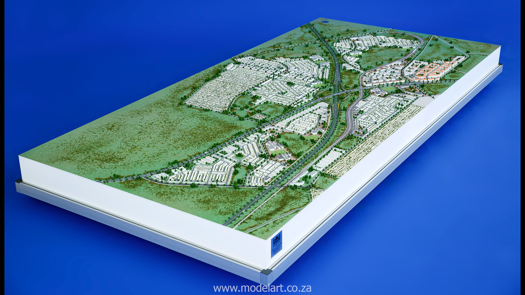 Architect Model-Development-John Dube Village4
