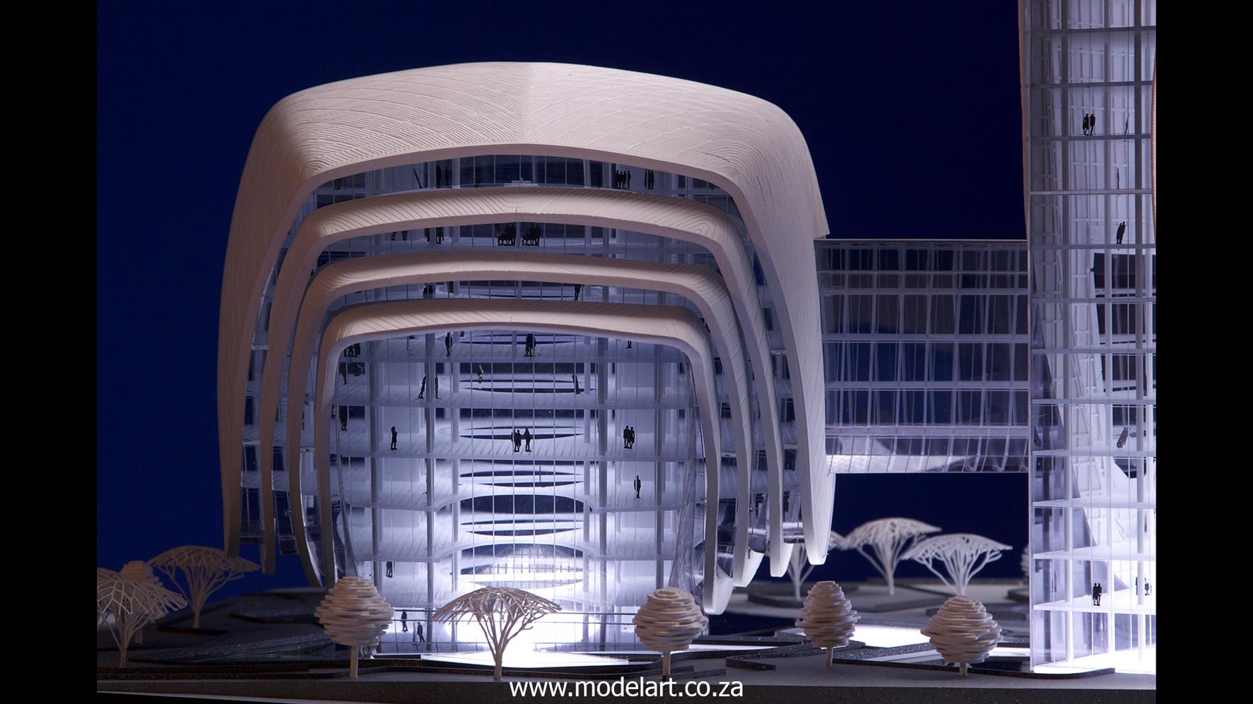 Architectural-Scale-Model-Conceptual-Armadillo 1-5