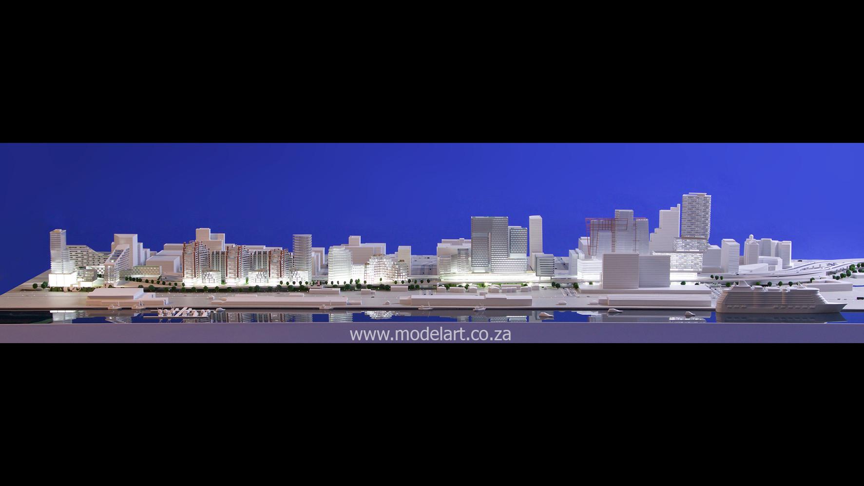 Architect Model-Harbour-Cape Town5