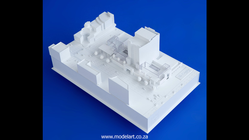 Architectural-Scale-Model-Conceptual-Kingsley Centre-1