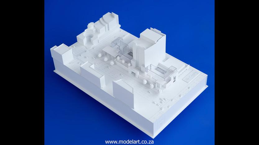 Architectural-Scale-Model-Conceptual-Kingsley Centre-1