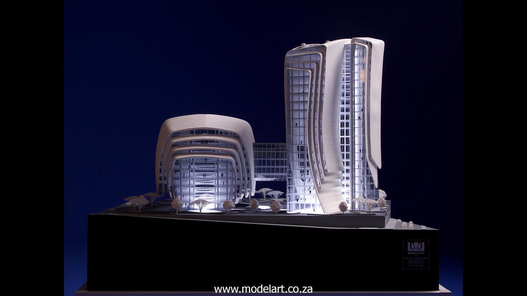 Architectural-Scale-Model-Conceptual-Armadillo 1-3