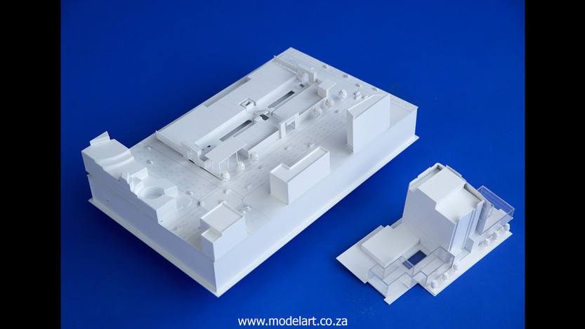Architectural-Scale-Model-Conceptual-Kingsley Centre-6