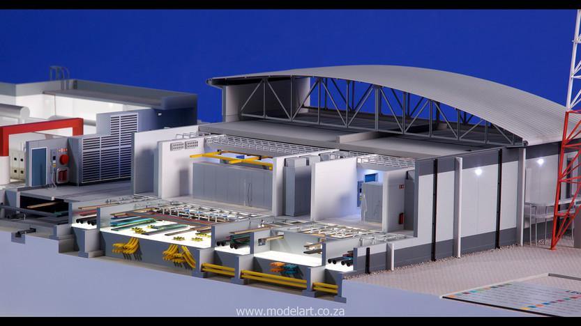 Architectural-Scale-Model-Engineering-MTN Rustenburg-6