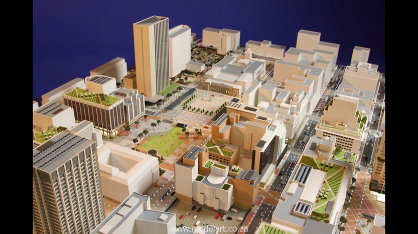 Architect Model-City-CBD-Kaponong4