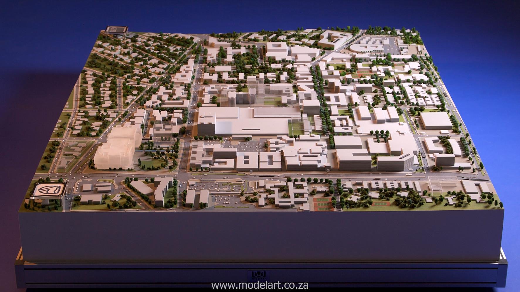 Architect Model-City-CBD-Standard Bank2