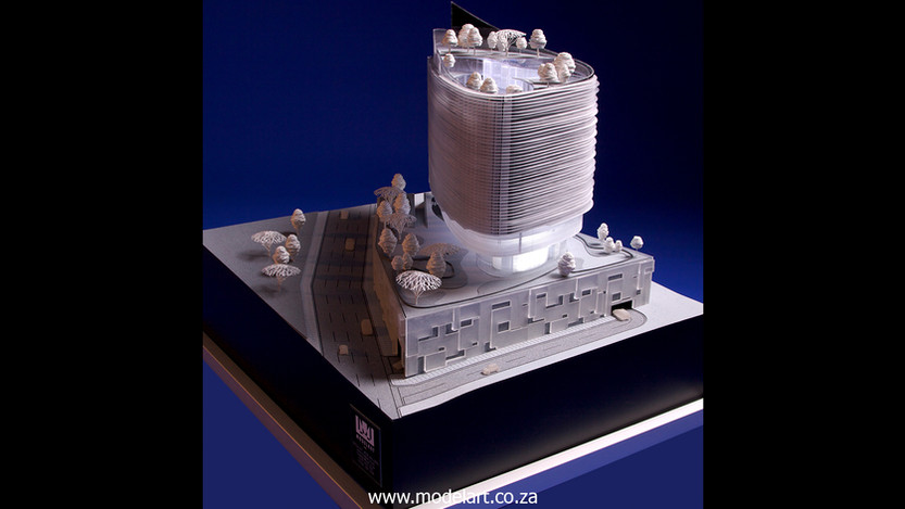 Architectural-Scale-Model-Conceptual-Armadillo 2-3