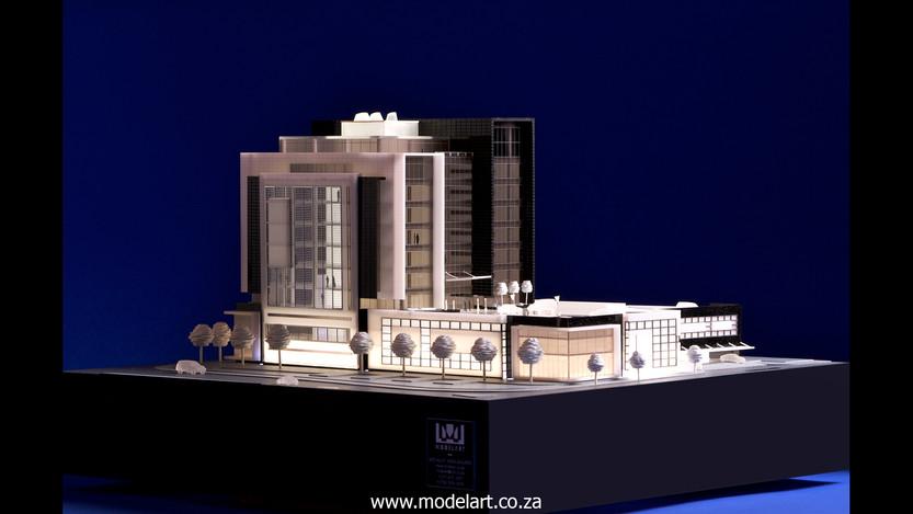 Architectural-Scale-Model-Conceptual-Tiber Rosebank-3