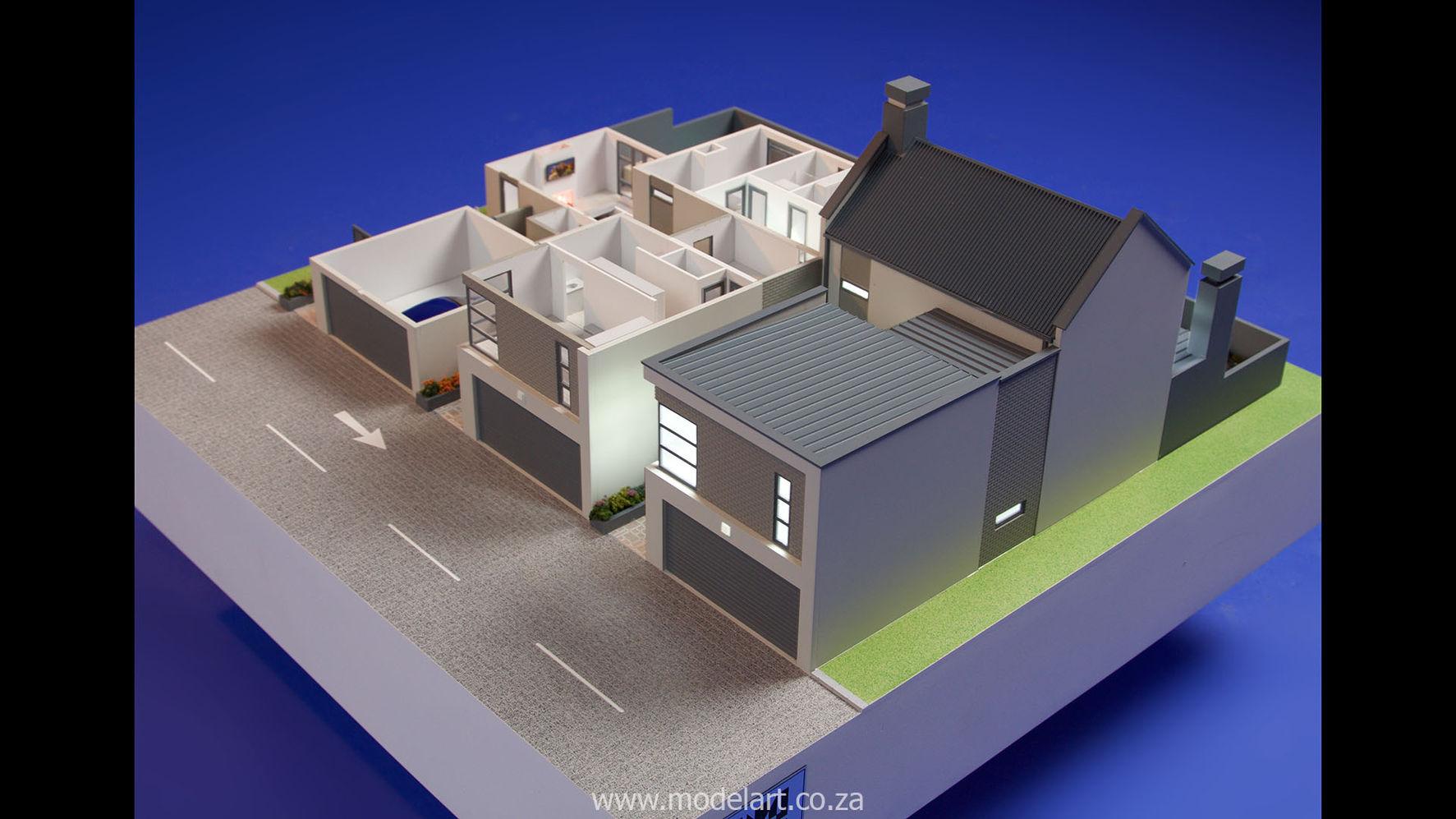 Modelart-Architectural-Scale-Model-Inter