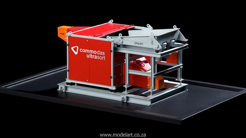 Modelamodel builder-corporate gift-commodas ultrasort-2rt-Architectural-Scale-Model-Corpo