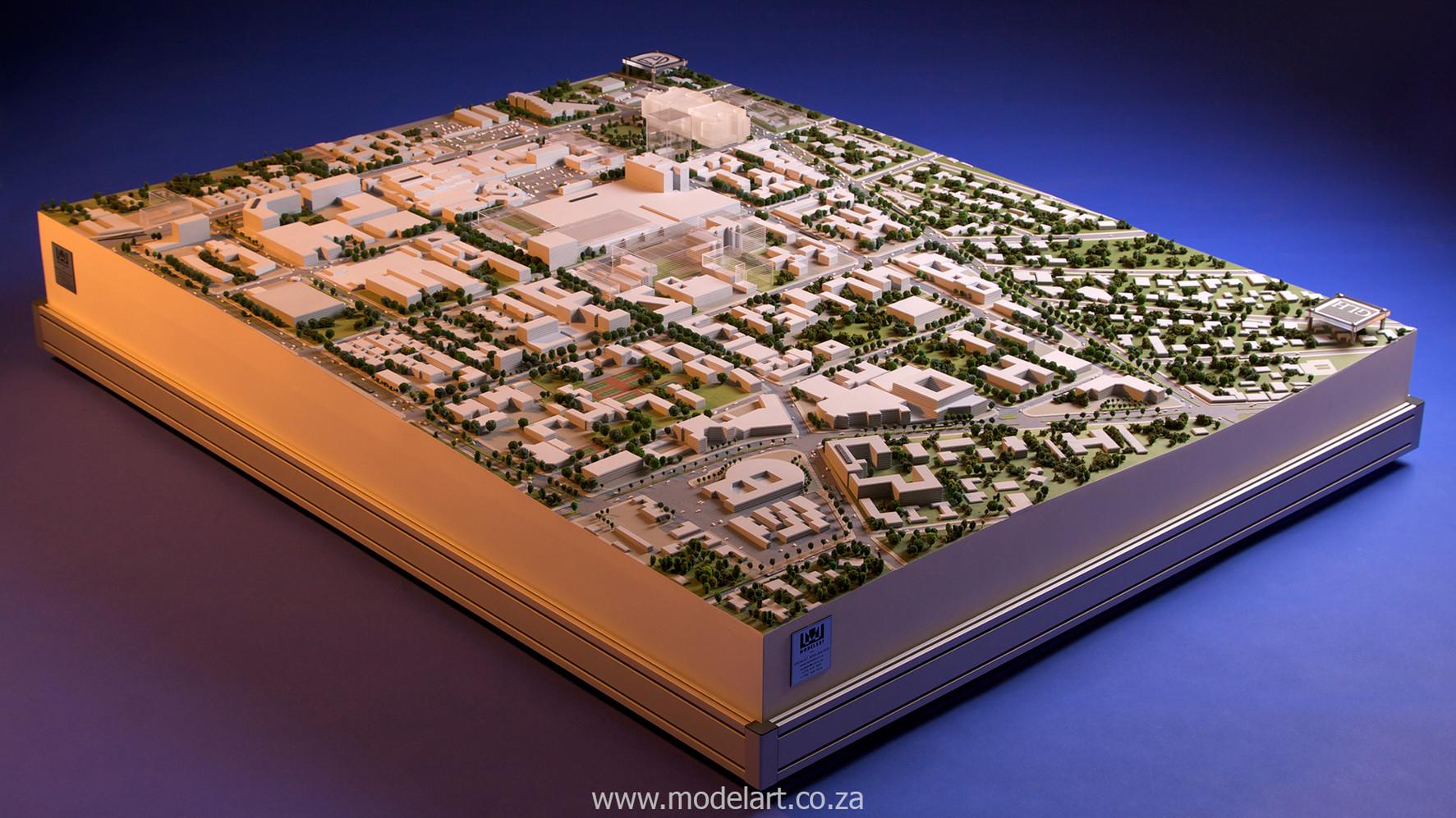 Architect Model-City-CBD-Standard Bank4