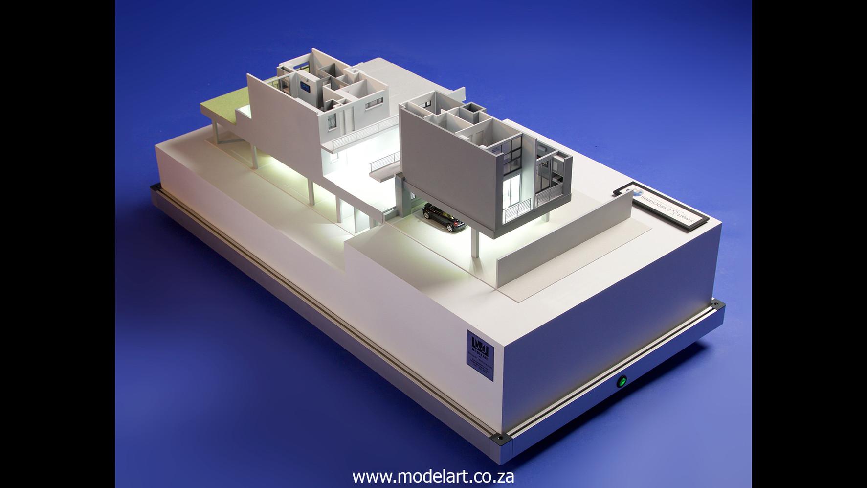 Architect Model-Residential-Interior-Langa1