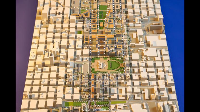 Architect Model-City-CBD-Johannesburg3