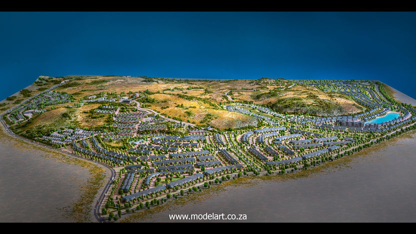 Modelart-Architect-scale-model-Residenti