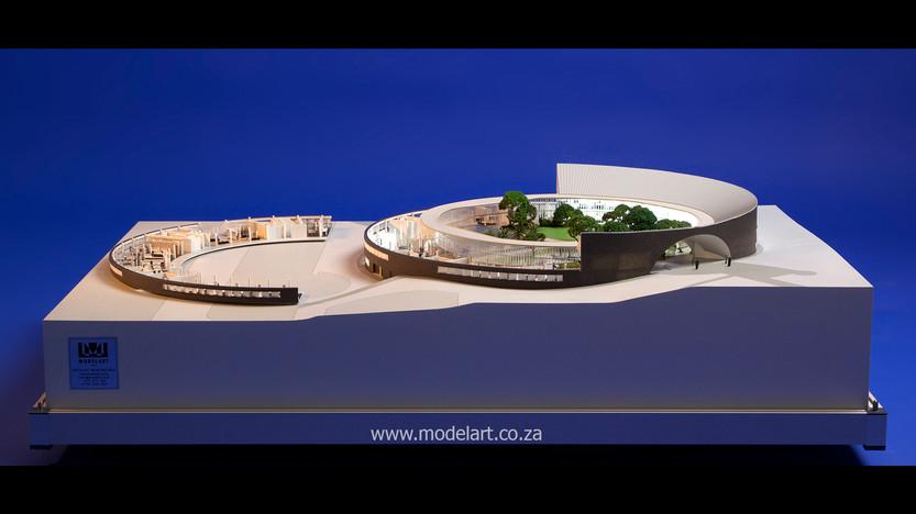 Architect Model-Interior-BMW HQ2