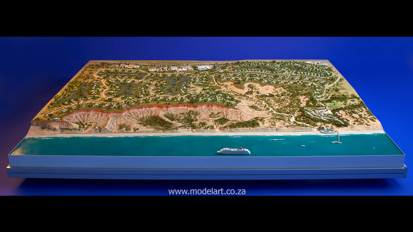Architect Model-Resort-Angola1