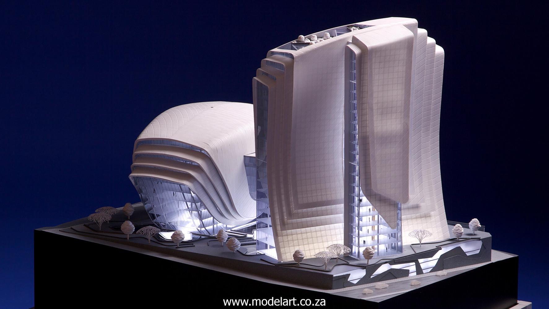 Architectural-Scale-Model-Conceptual-Armadillo 1-4