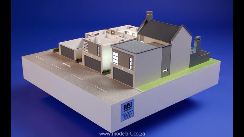 Architect Model-Villa-Interior-Olivia Estate-Windhoek2