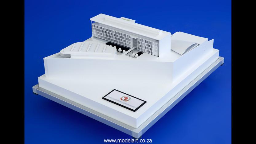 Architectural-Scale-Model-Conceptual-AU Building-3