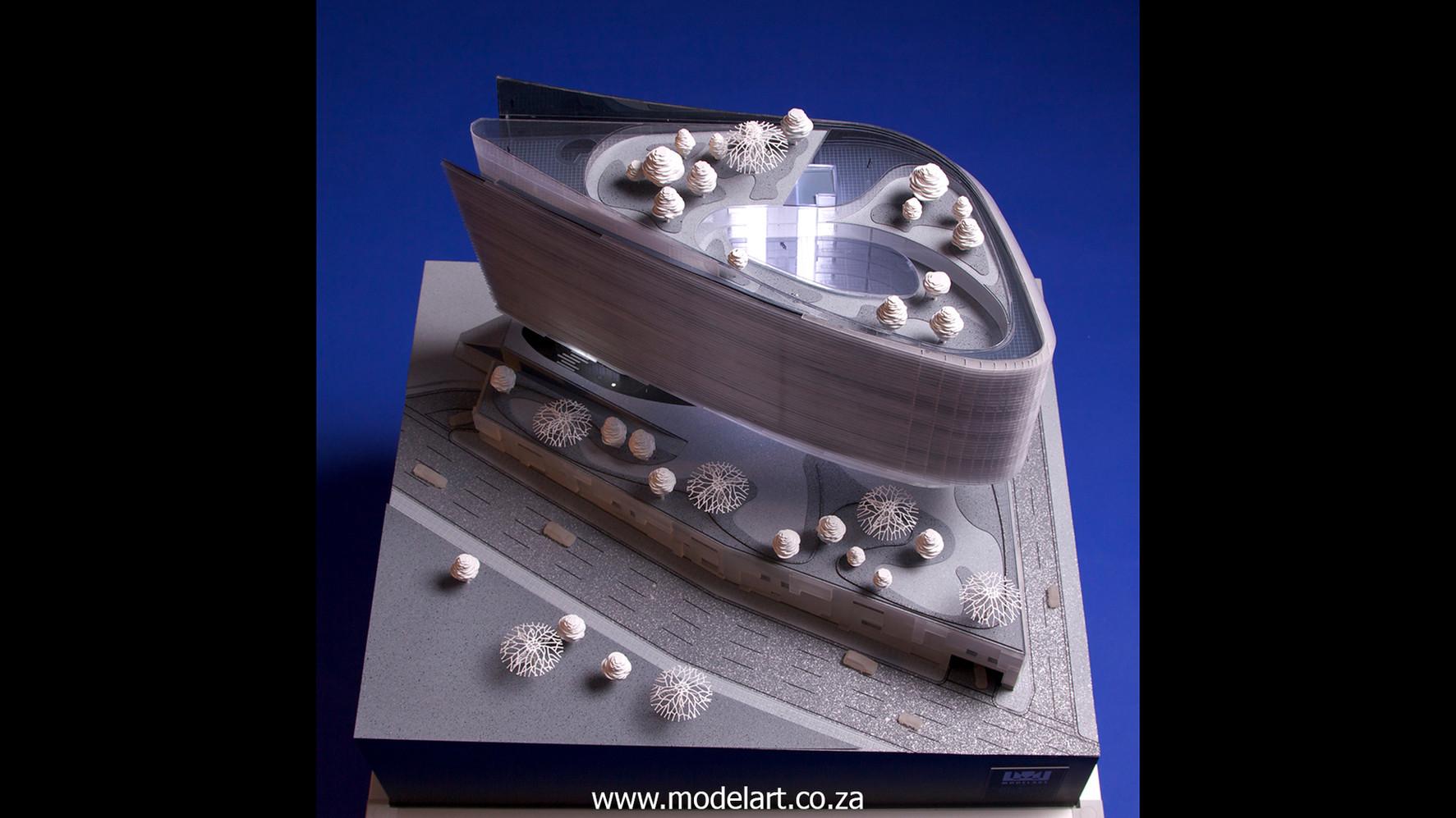 Architectural-Scale-Model-Conceptual-Armadillo 2-1