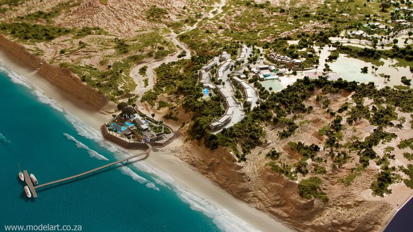 Architect Model-Resort-Angola4