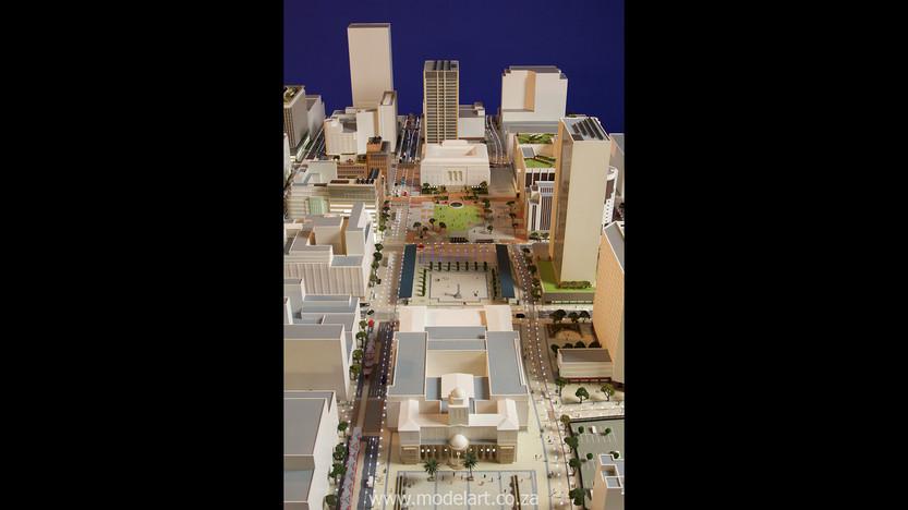 Architect Model-City-CBD-Kaponong5