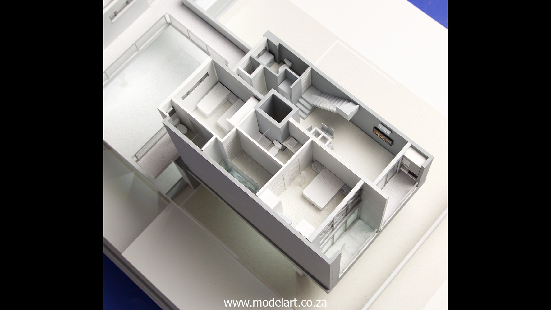Architect Model-Residential-Interior-Langa6
