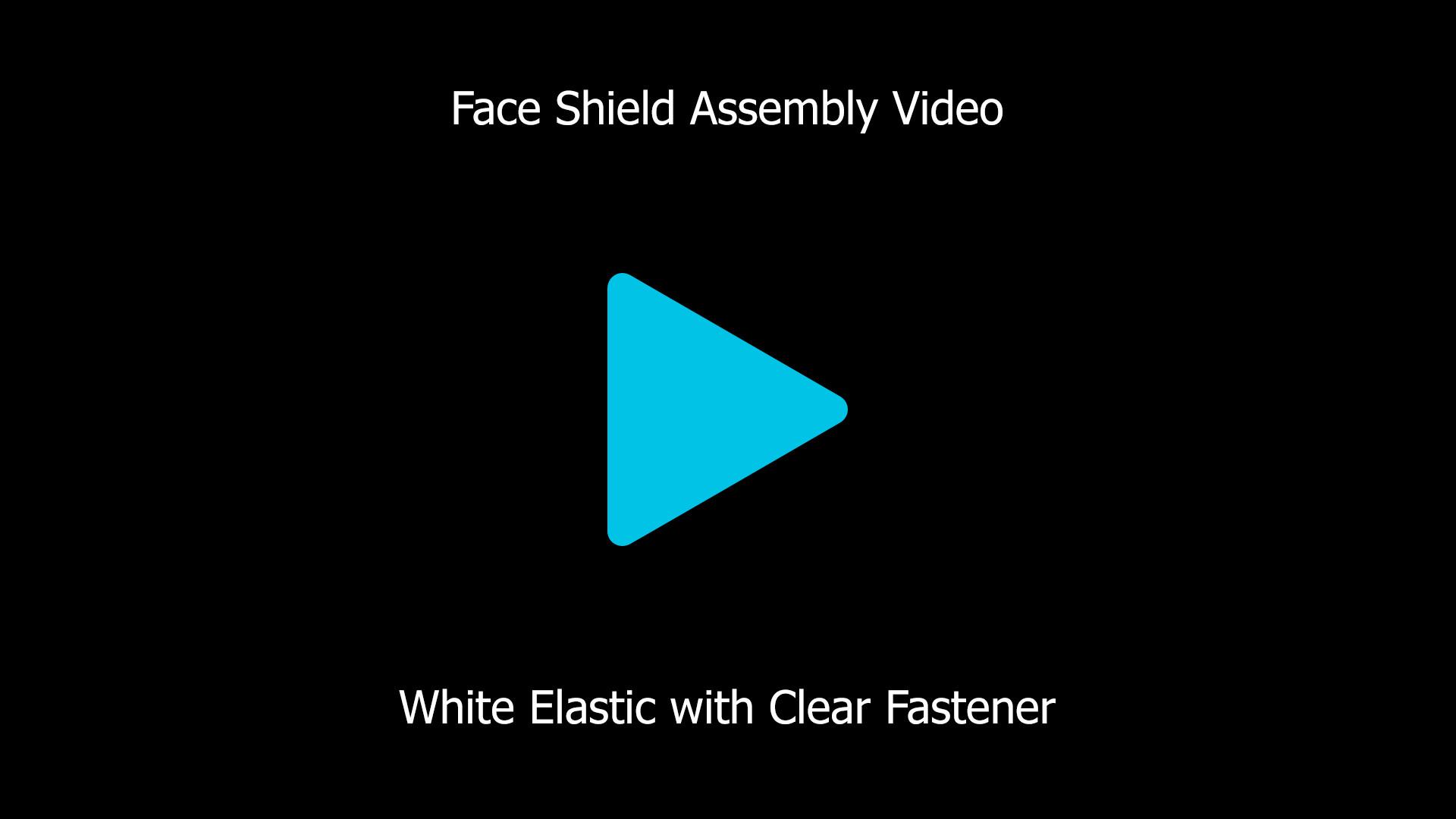 Modelart Face Shield - Assembly - Large