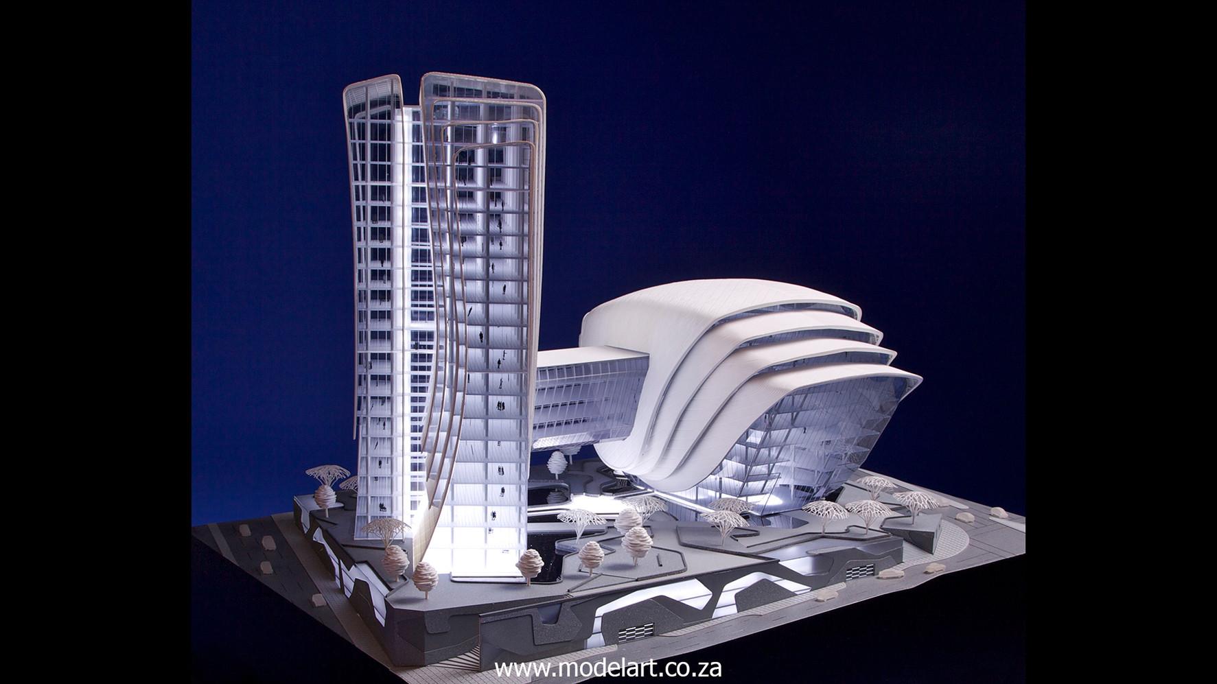 Architectural-Scale-Model-Conceptual-Armadillo 1-1