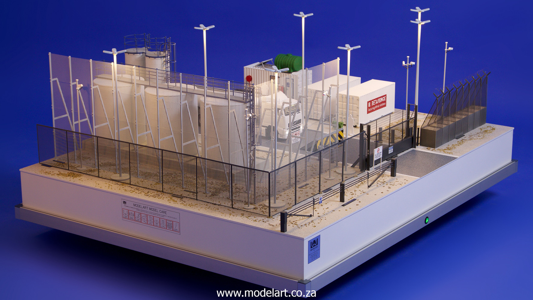 Modelart-Architectural-Scale-Model-Engin