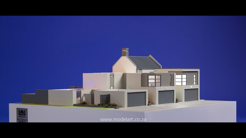 Architect Model-Villa-Interior-Olivia Estate-Windhoek5