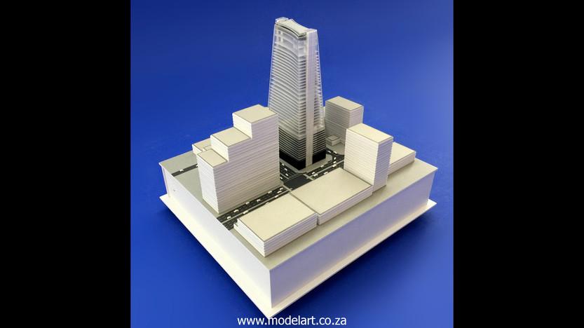 Architectural-Scale-Model-Conceptual-Cape Town-1