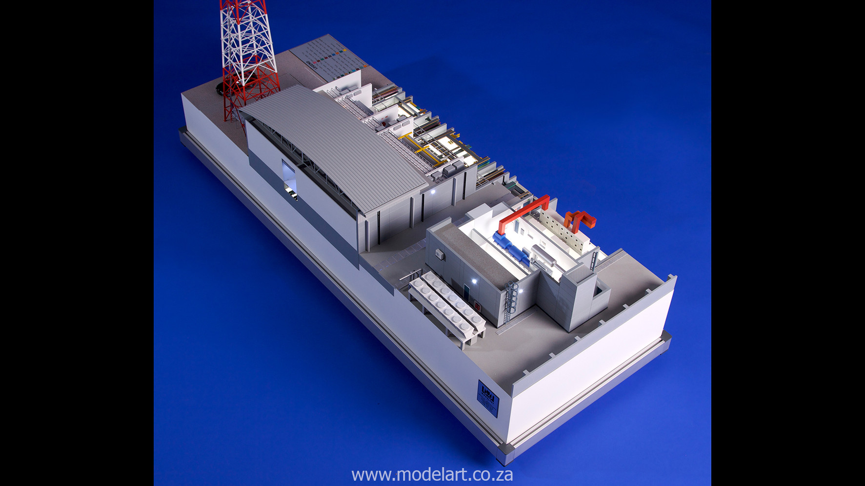 Architectural-Scale-Model-Engineering-MTN Rustenburg-2