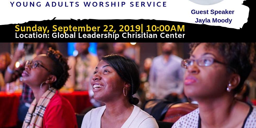 A Chosen Generation Worship Service