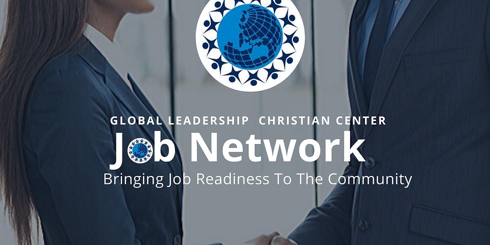 Job Networking Kick - Off