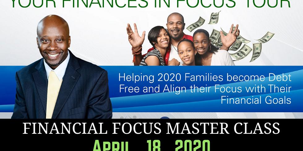 Financial Focus Master Class