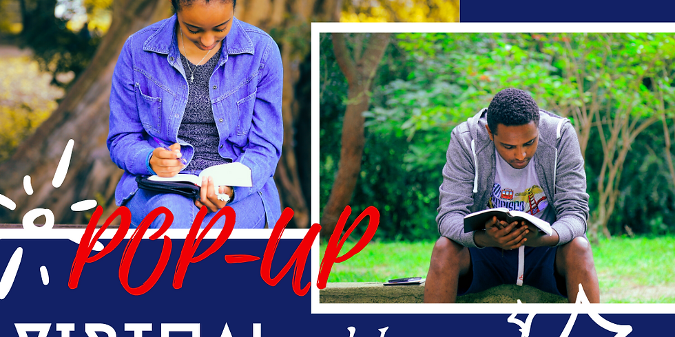 Pop Up Young Adult Bible Study