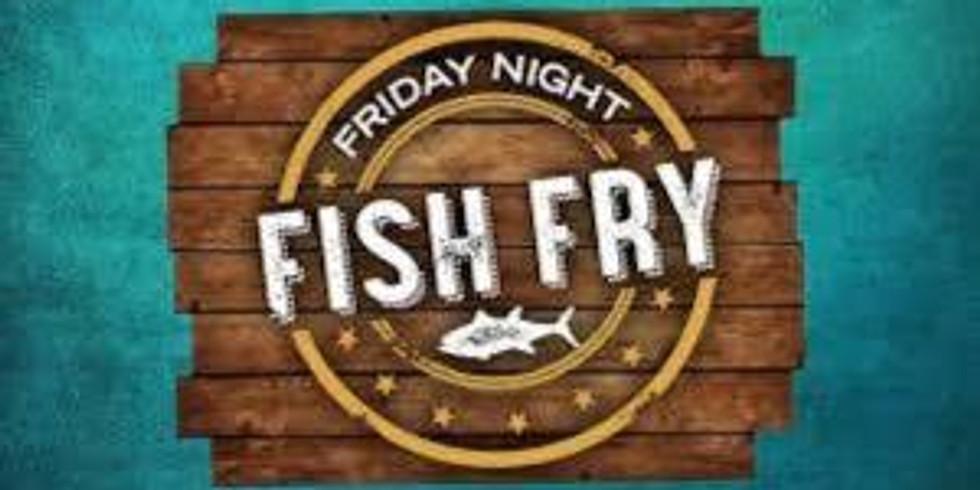 Family Fish Fry & Game Night