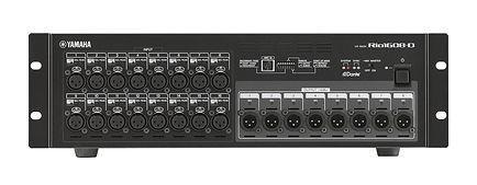 Yamaha Dante Rio1608 Digital Multicore