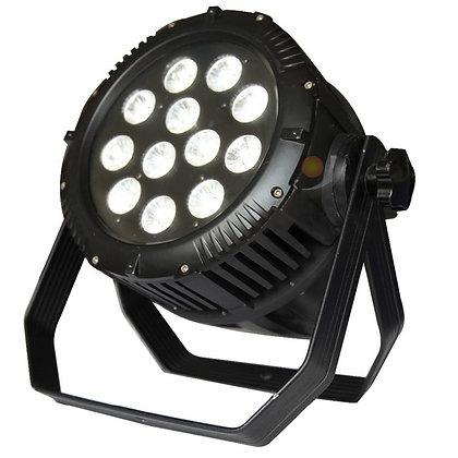 Black Outdoor LED Par RGB