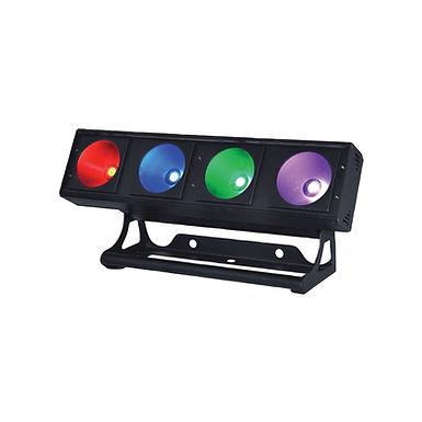 4 Cell LED Flood RGB 60°