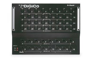 DiGiCo D-Rack
