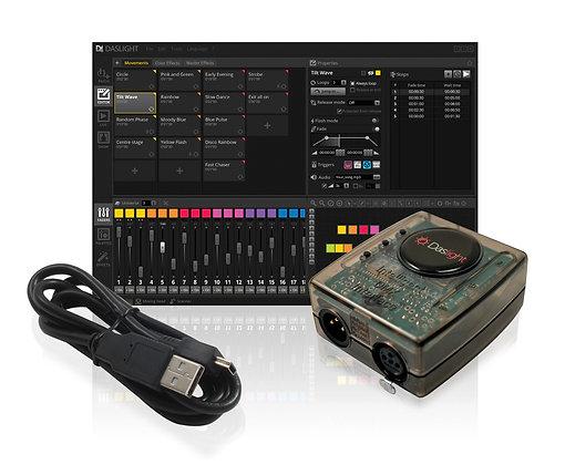 Daslight DVC Gold Control Kit