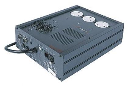3 Channel Dimmer Rack Alphapack 2 DMX
